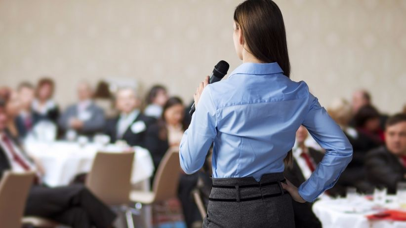 Getting Started with Public Speaking To Help Network Your Business!
