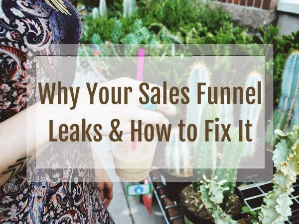 Why Your Virtual Assistant Sales Funnels Leak And What To Do About It – Rose Chaplin VCS – More Time for YOU