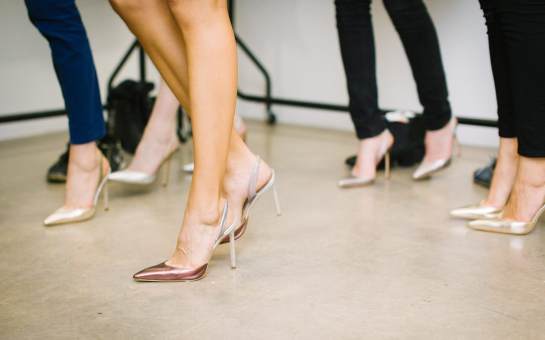 Stilettos in the Boardroom