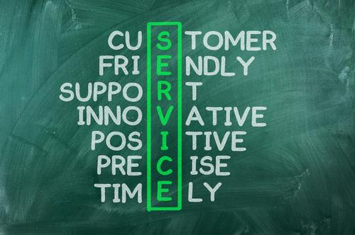 So… what is Good Customer Service?