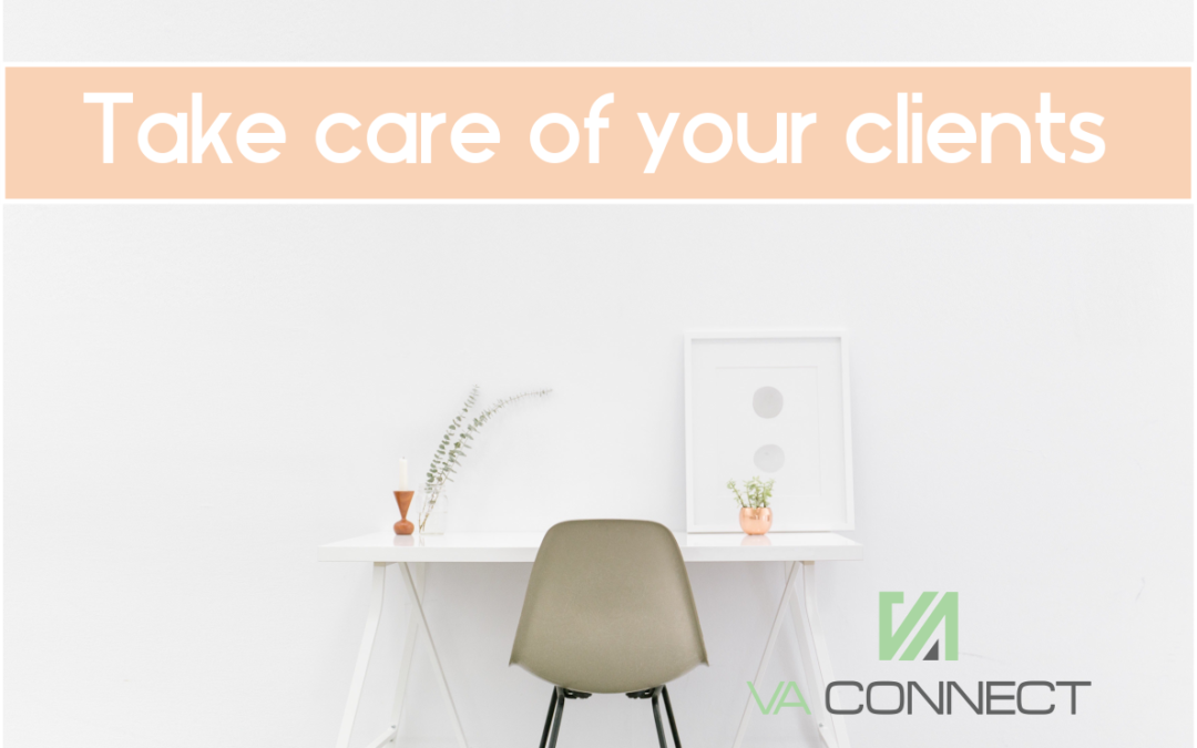 Find Creative Ways to Keep Your Clients Happy