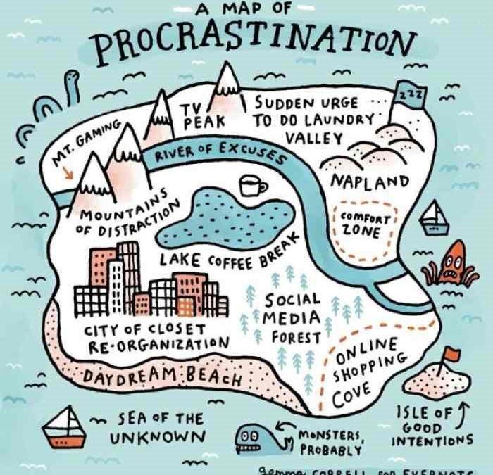 3 Essential Tips on How to Avoid and Overcome the Procrastination Pitfall in Your Business